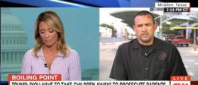 CNN Tries To Shame Border Patrol Agent — He Flips The Script And Leaves Host Speechless