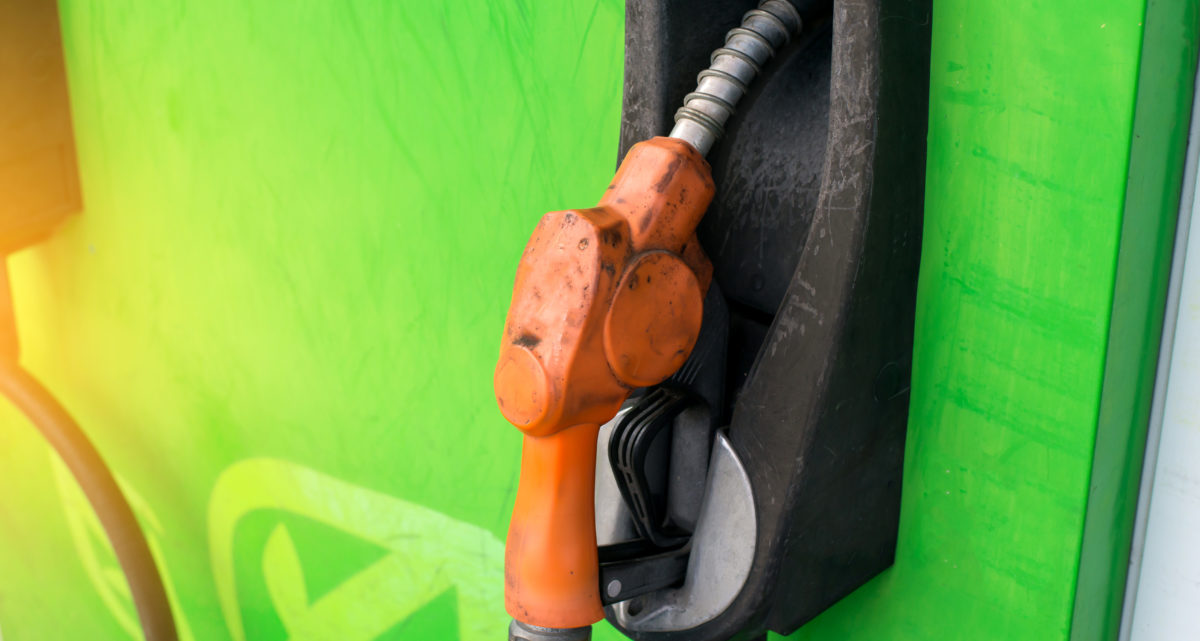 An unpopular gas tax will be on the November ballot. Shutterstock