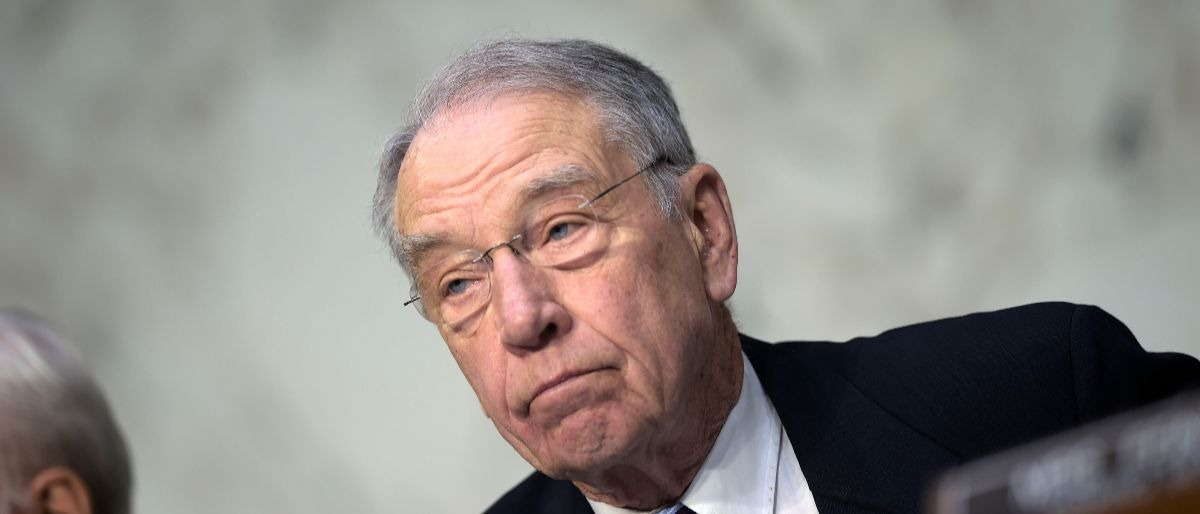Dear Senator Grassley, Don't Let The FBI Get Away With It!