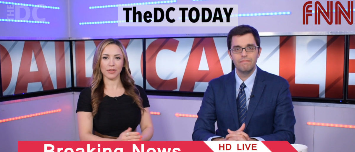 The DC Today talks Melania Trump (The Daily Caller)