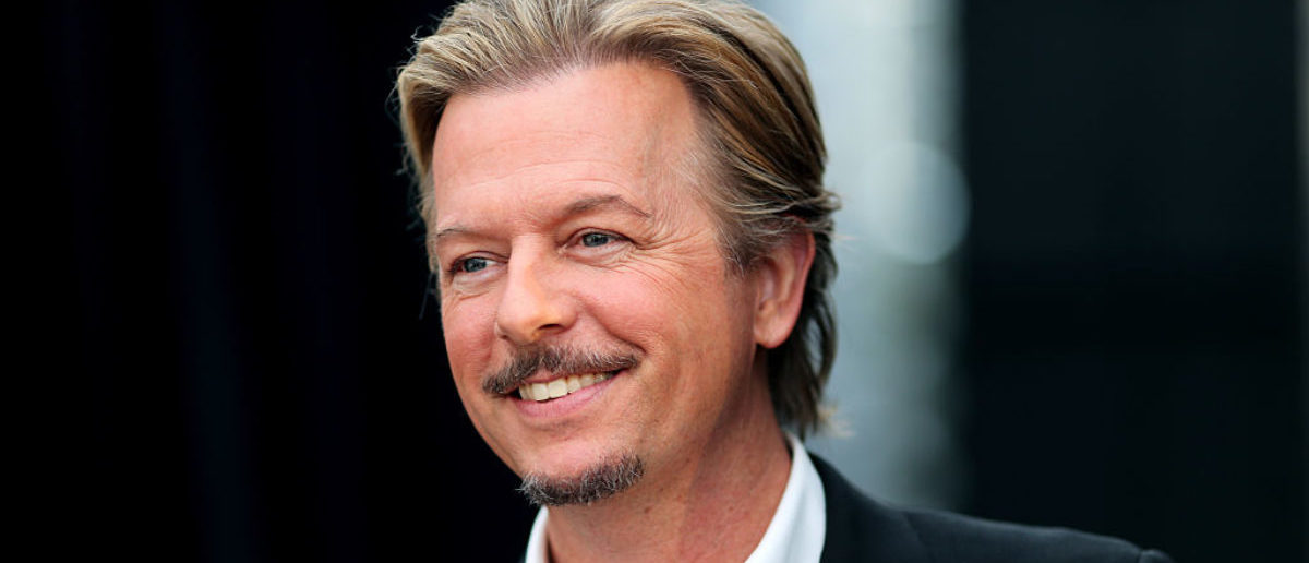LOS ANGELES, CA - AUGUST 27: Roast Master David Spade attends The Comedy Central Roast of Rob Lowe at Sony Studios on August 27, 2016 in Los Angeles, California. (Photo by Christopher Polk/Getty Images)