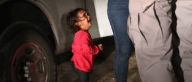 Sarah Sanders Blasts Media Over Fake Story Of Crying Migrant Girl
