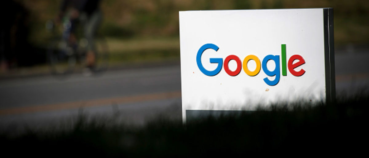 Google Ends AI Program With Pentagon After Employees Resign In Protest | The Daily Caller