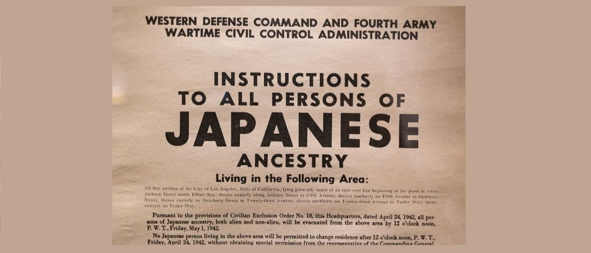 Japanese internment Shutterstock/ImagineerInc