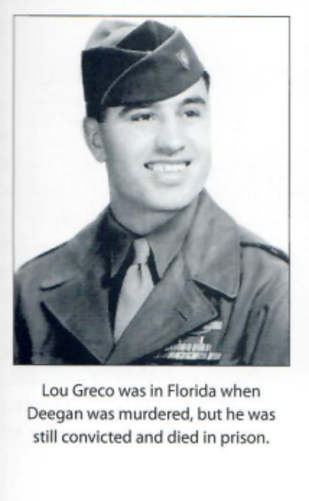 Lou Greco in uniform (courtesy of Howie Carr)
