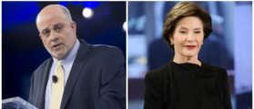 Levin Rips Laura Bush For Comments On Immigration: 'Shame On You'