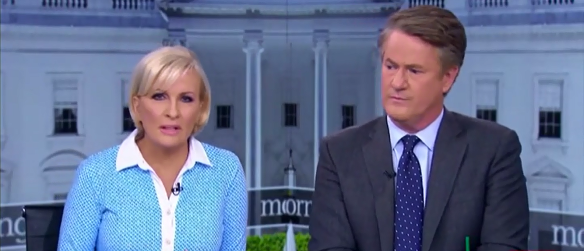 Morning Joe's Mika claims she and Joe Scarborough want to foster illegal immigrant children who've been displaced. (MSNBC 6-21-18)