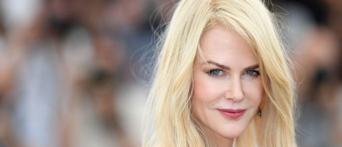 Actress Nicole Kidman attends the 'The Killing Of A Sacred Deer' photocall during the 70th annual Cannes Film Festival at Palais des Festivals on May 22, 2017 in Cannes, France. (Photo by Pascal Le Segretain/Getty Images)