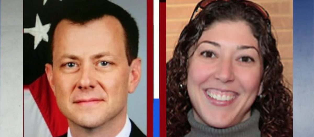 """FBI lawyers instructed Peter Strzok during a congressional deposition on Wednesday not to answer """"many, many questions"""" about his involvement in the Hillary Clinton and Russia investigations, said House Judiciary Committee Chairman Bob Goodlatte. (YouTube screen capture/ABC News)"""