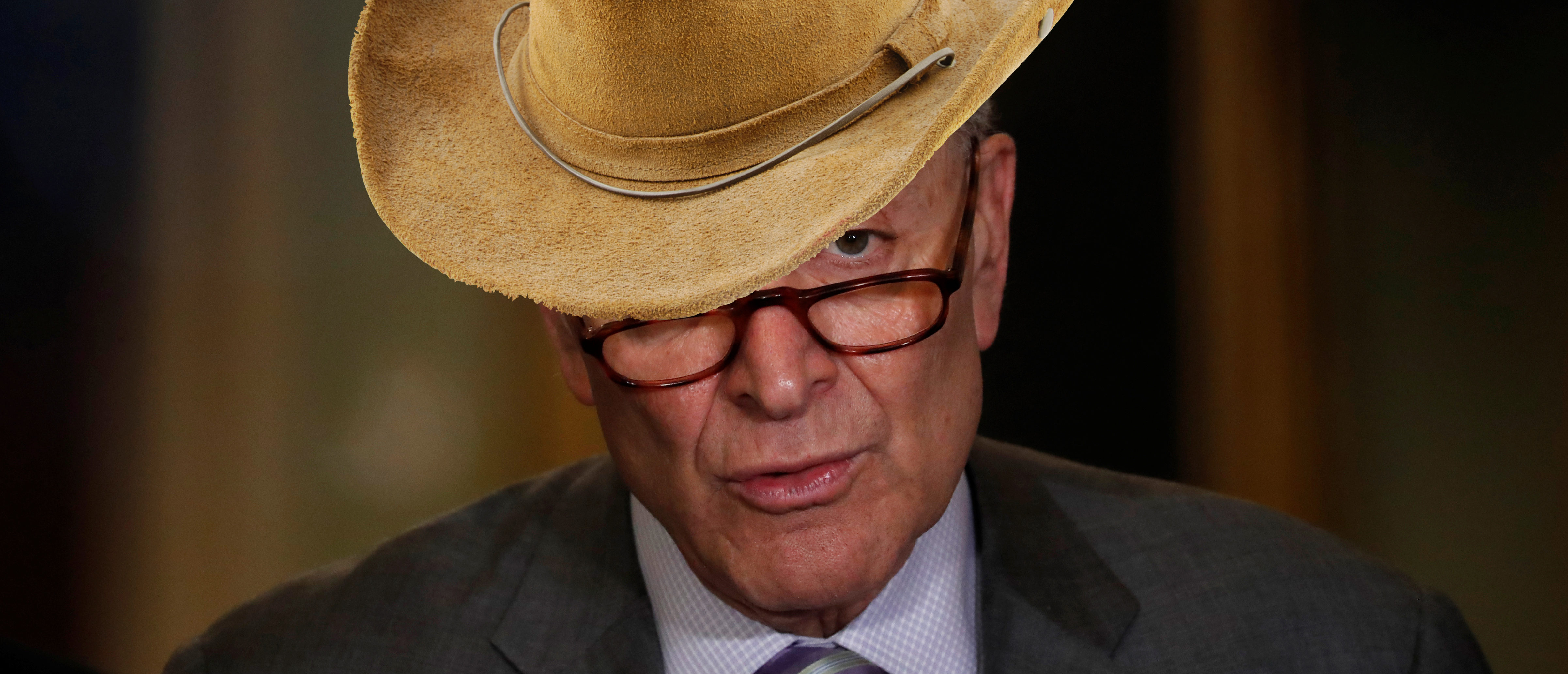Schumer Botches Punchline On The Senate Floor, Disappoints Texas