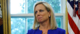 Restaurant Manager Where Secretary Nielsen Was Mobbed 'Happy About What Happened'