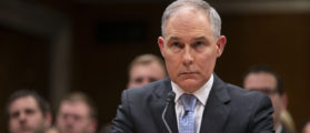 NY Times Admits It 'Erroneously' Reported Info About Scott Pruitt's Daughter