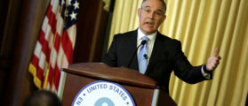 Emails Suggest EPA Officials Colluded With Lobbyists To Thwart Trump's Agenda