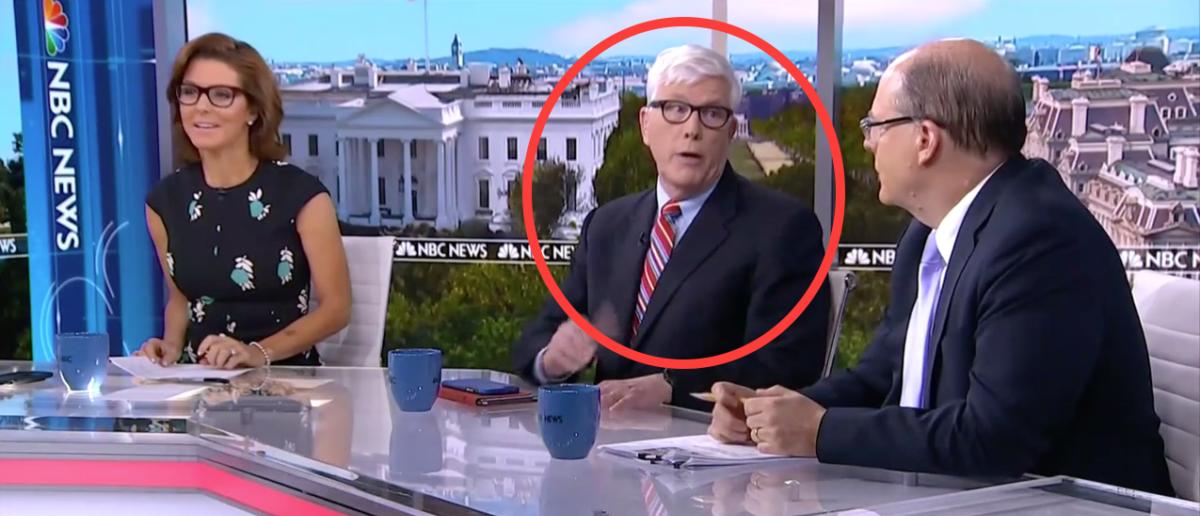 Hugh Hewitt Defends Trump Against Biased MSNBC Panel