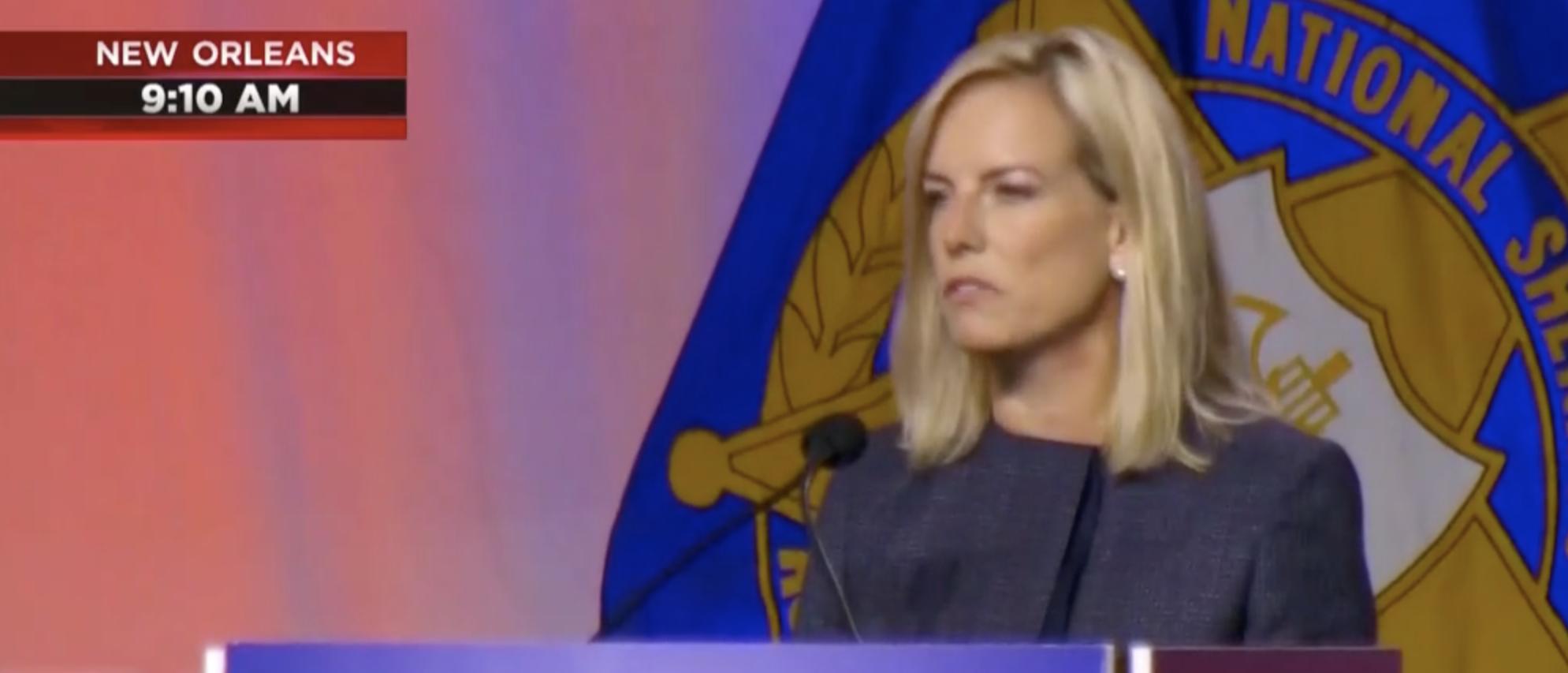 Nielsen defends border policies (MSNBC 6/18/2018)