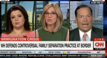 Trump Hispanic Adviser Explains Immigration Policy To CNN Host