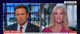 Kellyanne Conway Battles Chris Cuomo On Immigrant Children