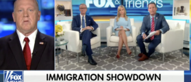 ICE Director Goes After Media, Politicians: They're Feeding People Falsehoods