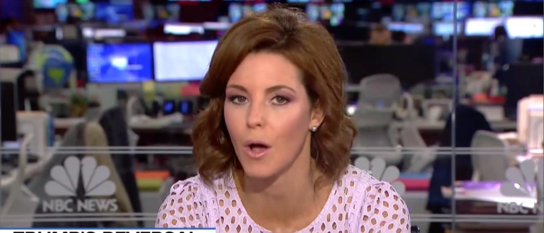 Stephanie Ruhle, MSNBC.