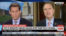 Adam Schiff talks immigration on CNN (CNN 6/21/2018)