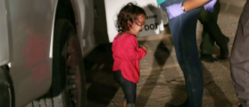 Mother Of Crying Child Was Previously Deported In 2013