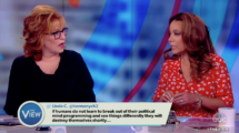 'The View' Cohost Tries To Defend Sarah Sanders Being Asked To Leave Red Hen