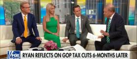 Stuart Varney Defends Trump's Chinese Tariffs 'It's An Ongoing Negotiation' - Fox & Friends - 6-21-18 (Screenshot/Fox News)