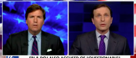 'Carrying Water For A Political Party' — Tucker Gets Heated With Former U.S. Attorney Over Spygate