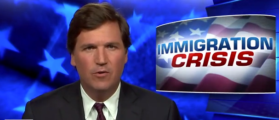 Tucker Exposes 'Ruling Class' Behind Border Policy Uproar: 'Their Goal Is To Change Your Country Forever'