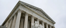 FILE PHOTO: The U.S. Supreme Court is seen after the court revived Ohio's contentious policy of purging infrequent voters from its registration rolls, overturning a lower court ruling that Ohio's policy violated the National Voter Registration Act, in Washington, U.S., June 11, 2018. REUTERS/Erin Schaff