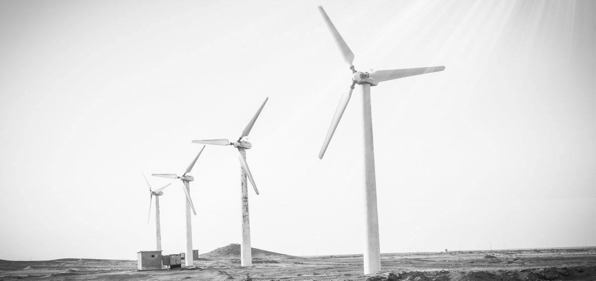 Windmill. Shutterstock