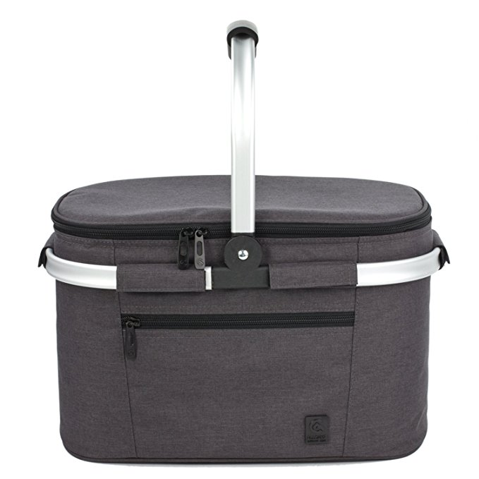 Normally $23, this cooler bag is 25 percent off today (Photo via Amazon)