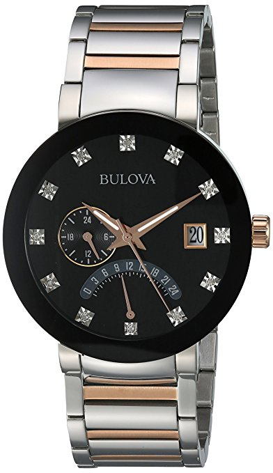 Normally $450, this men's watch is 68 percent off today (Photo via Amazon)