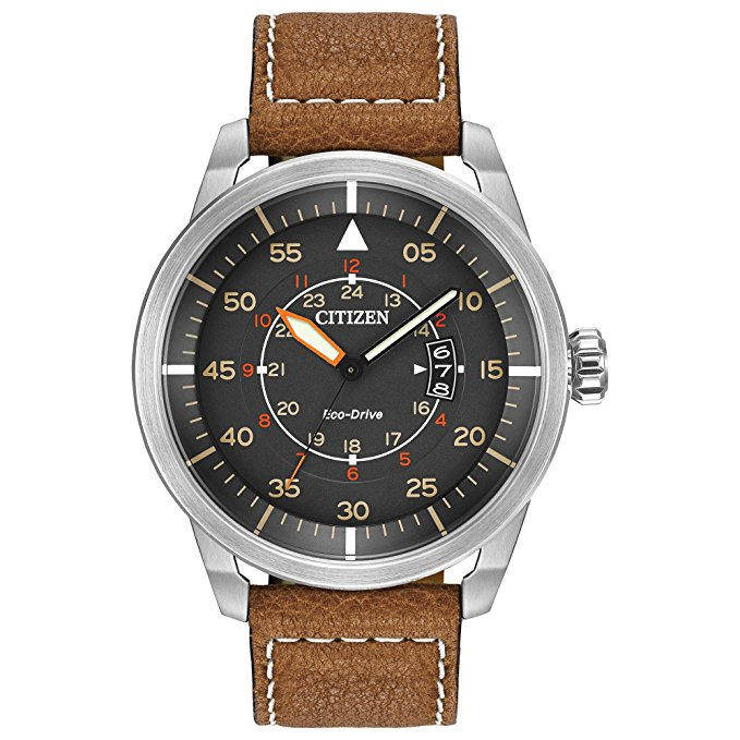 Normally $195, this watch is 72 percent off today (Photo via Amazon)