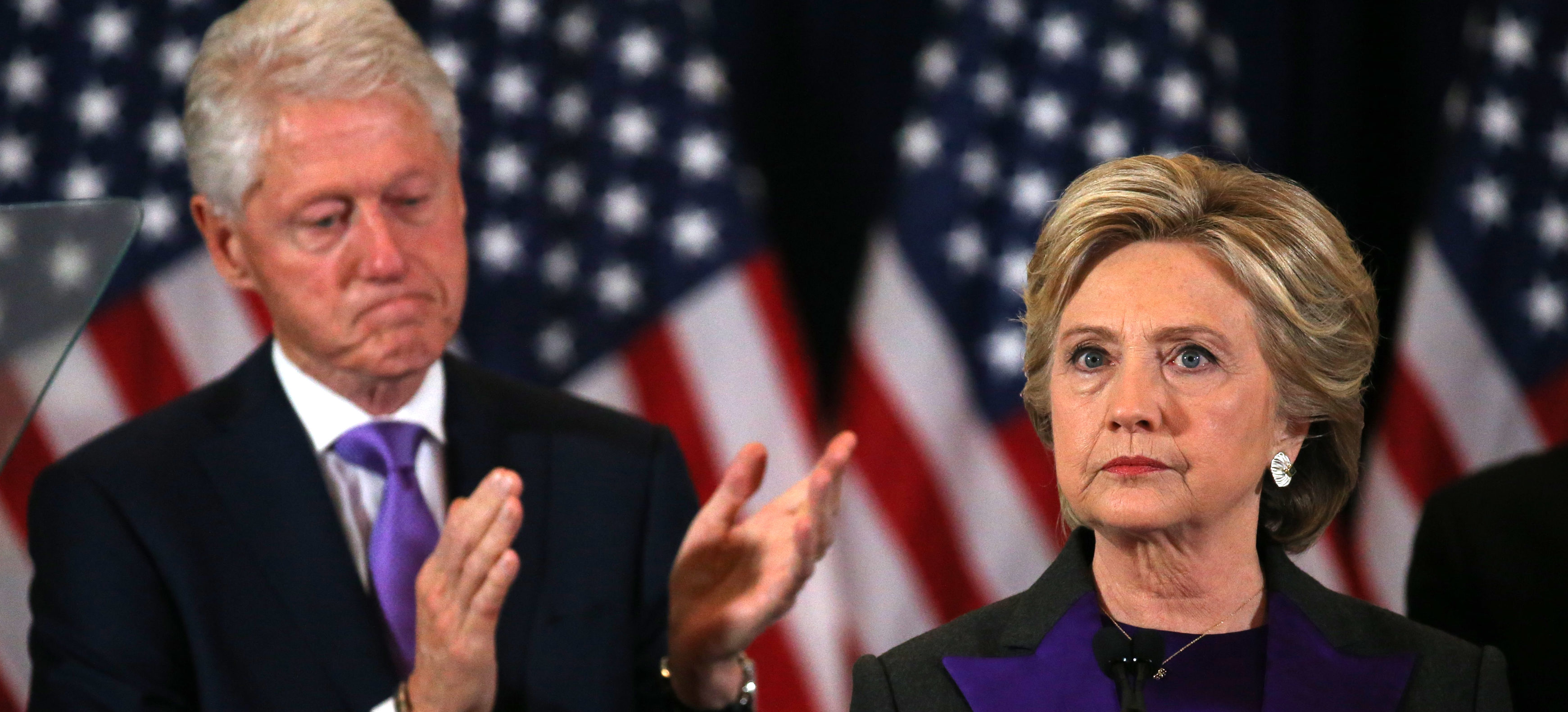 Former Secret Service Agent Slaps Lawsuit On Clintons, Podesta And More