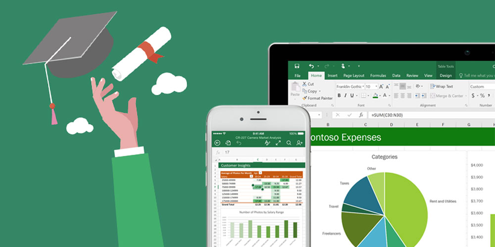 Normally $1066, this Microsoft Excel bundle is 96 percent off