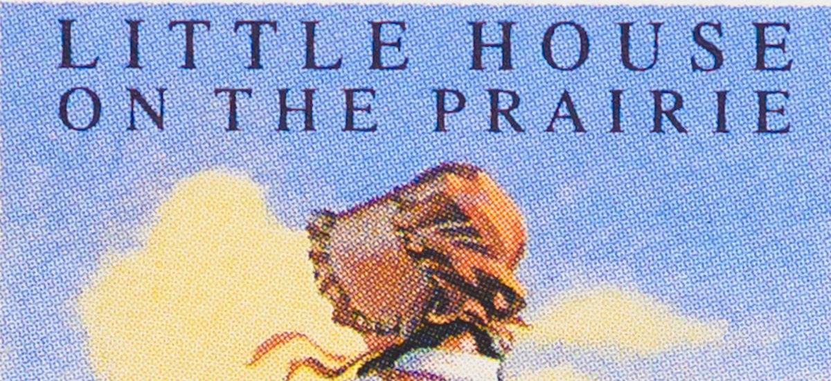 """Laura Ingalls Wilder was the author of the popular """"Little House on the Prairie"""" series. (Shutterstock_139387547)"""
