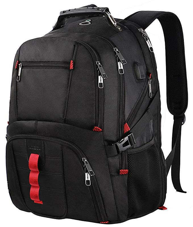 Normally $70, this #1 bestselling laptop backpack is 43 percent off today (Photo via Amazon)