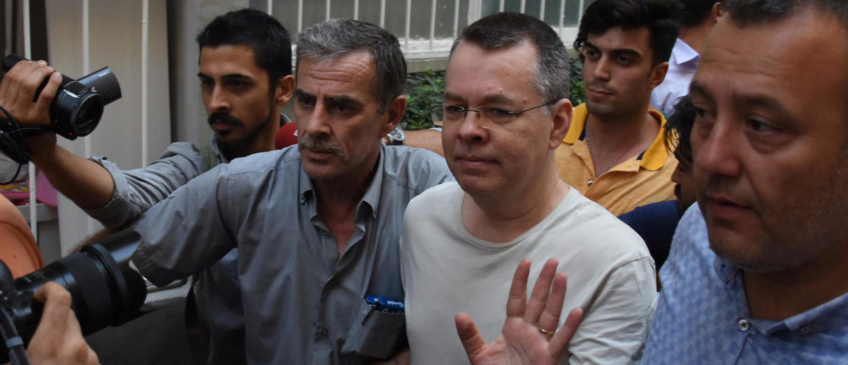 Report: White House Has Secret Deal With Turkey To Release Jailed American Pastor