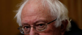 Bernie Sanders Campaigns For Democrat Who's Been Arrested Nine Different Times
