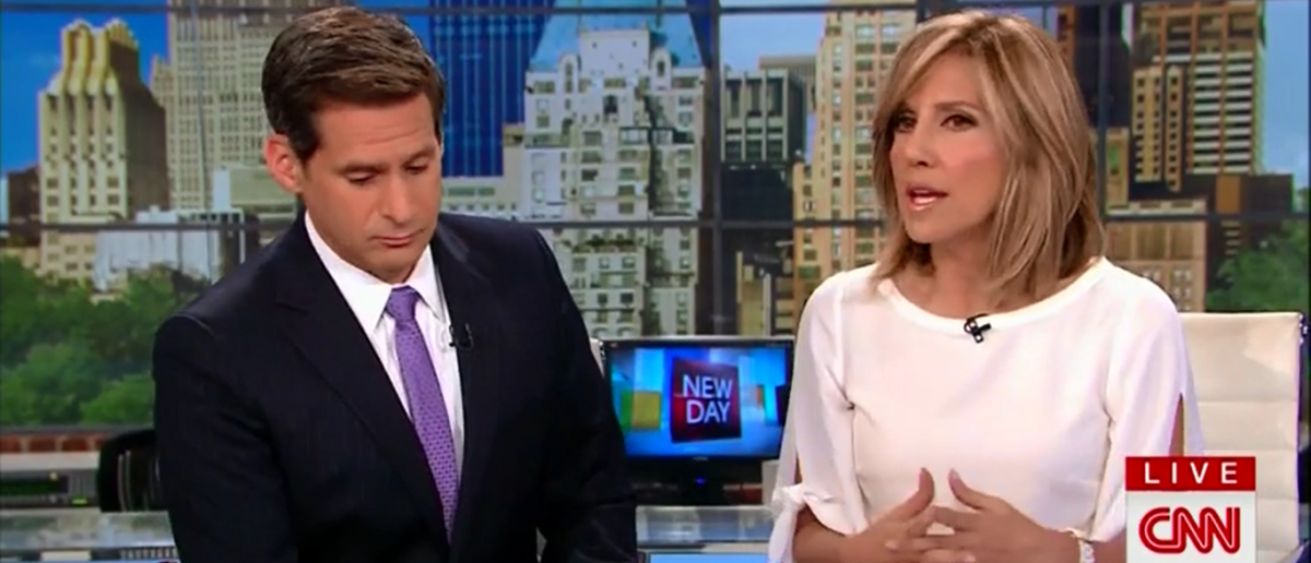 Cnn World News Twitter: CNN's Alisyn Camerota 'Relieved' After Learning She