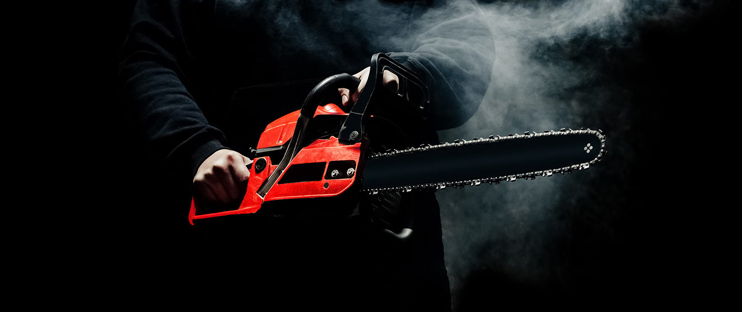 A California man who allegedly attacked his wife with a chainsaw is an illegal alien who has been deported at least 11 times since 2005, immigration officials confirmed Friday. (Shutterstock/dimid_86)