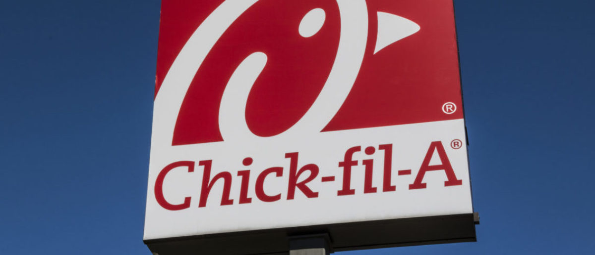 Chick-fil-A Opens First International Restaurant In Canada