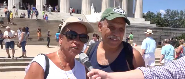 WATCH: People Hate What Obama And Hillary Did On Russia — When They're Told Trump Did It