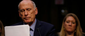 Coats Walks Back Aspen Remarks On Trump-Putin Summit Saying He Supports The President
