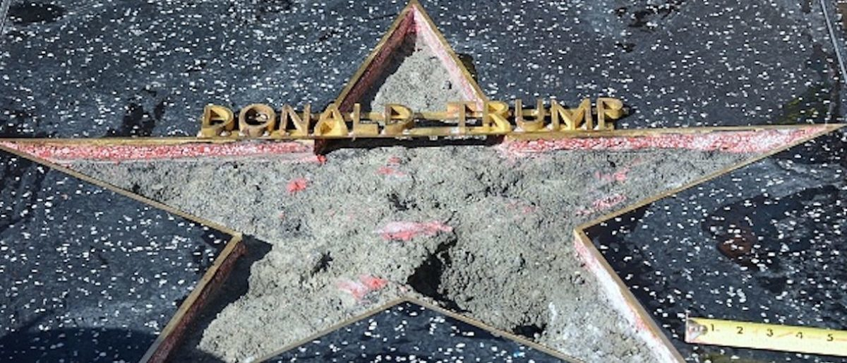 City Council To Vote On Removing Trump's Hollywood Star, Arguing His Policies Are Against Their Values