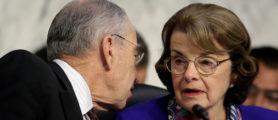 California Dems Snub Feinstein, Endorse Liberal Challenger For Senate