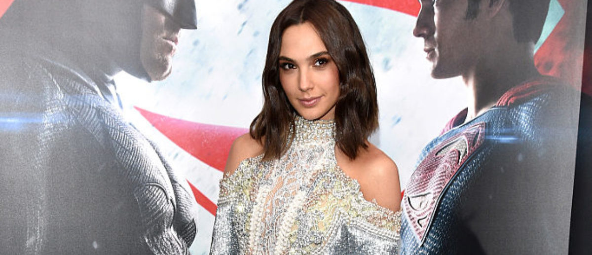 Gal Gadot's Training Routine Proves Once More She's A Wonder