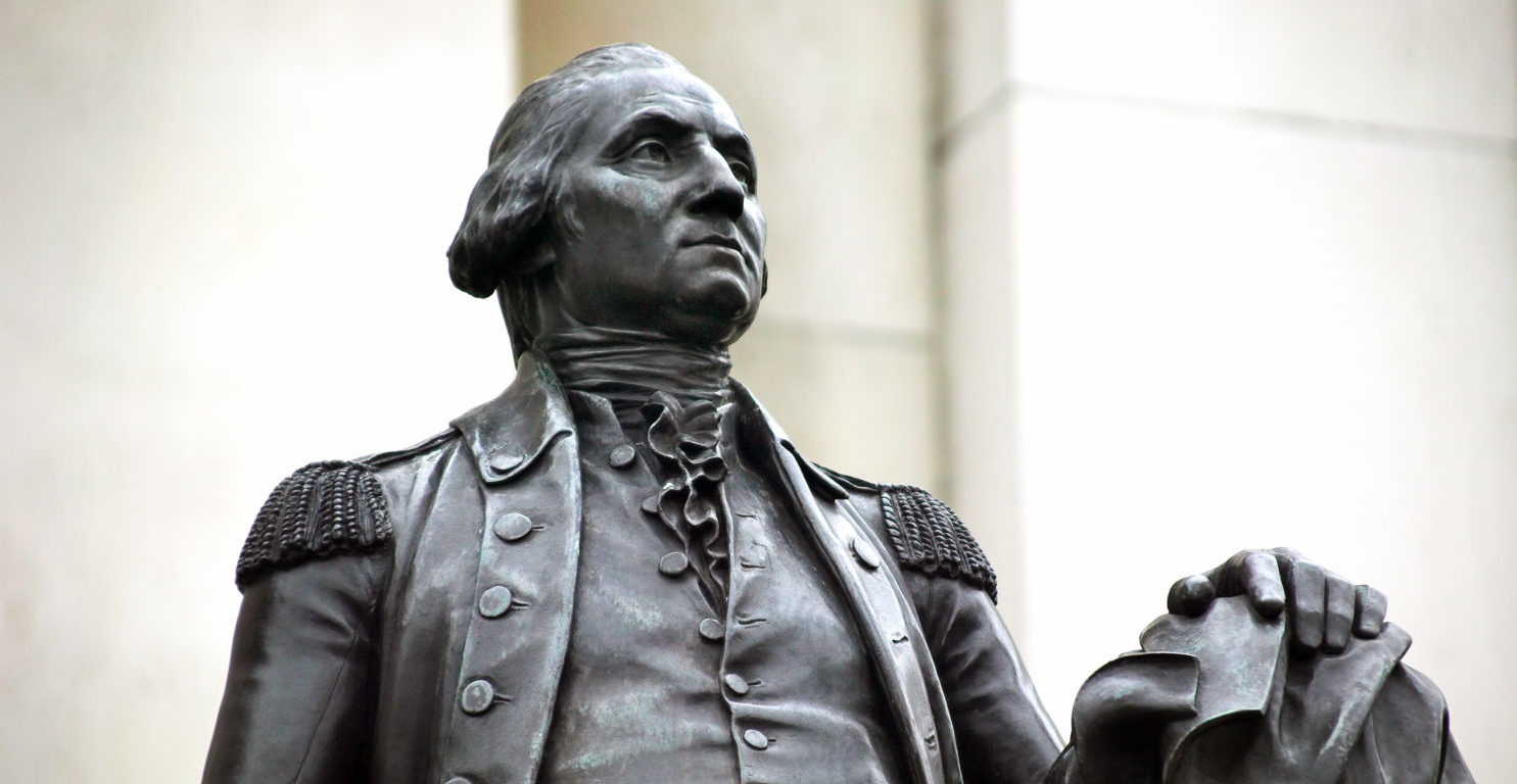 George Washington (Shutterstock/Tony Baggett)