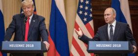 Russian President Putin Makes Plea to Trump at Helsinki